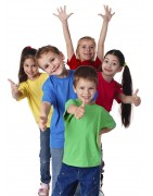 T-Shirts enfants imprimés et tendances pour garçon et fille